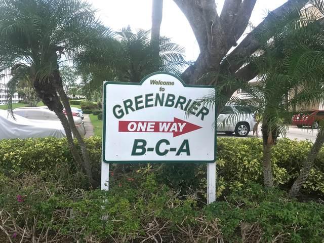 107 Greenbrier B, West Palm Beach, FL 33417 (#RX-10726832) :: The Reynolds Team   Compass