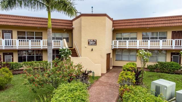 8851 Sunrise Lakes Boulevard #202, Sunrise, FL 33322 (#RX-10726845) :: Michael Kaufman Real Estate