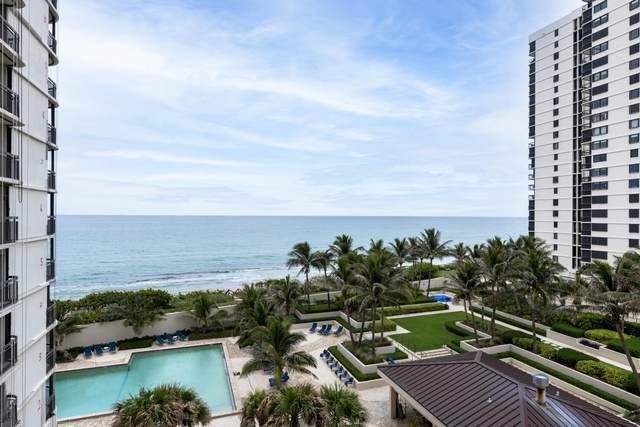 5380 N Ocean Drive 6H, Singer Island, FL 33404 (#RX-10726858) :: IvaniaHomes | Keller Williams Reserve Palm Beach