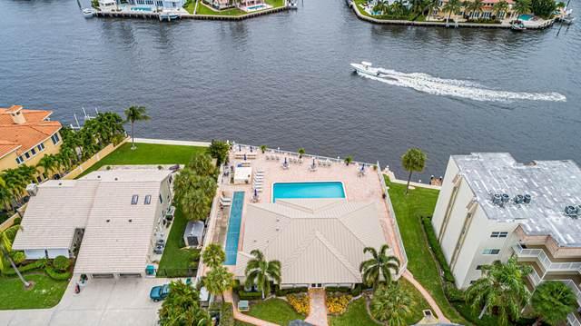 646 Snug Harbor Drive H308, Boynton Beach, FL 33435 (#RX-10726897) :: Michael Kaufman Real Estate