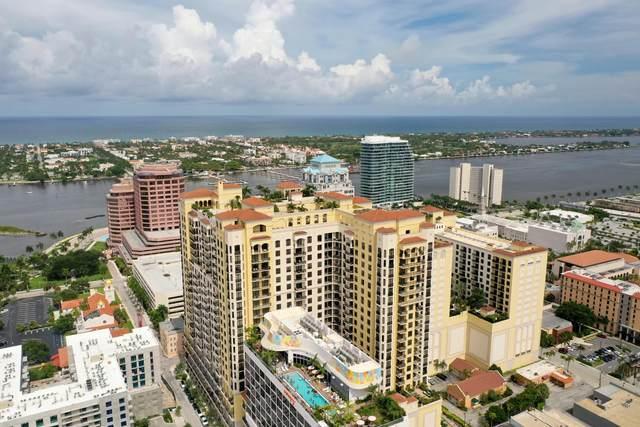 701 S. Olive Avenue #1509, West Palm Beach, FL 33401 (#RX-10726999) :: Dalton Wade