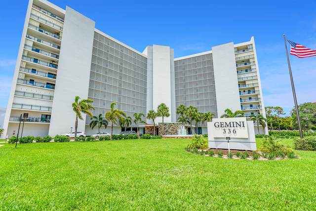 336 Golfview Road #507, North Palm Beach, FL 33408 (#RX-10727046) :: Michael Kaufman Real Estate