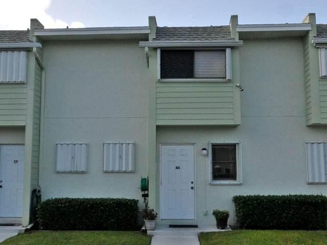 9417 S Ocean Drive #39, Jensen Beach, FL 34957 (#RX-10727062) :: The Power of 2   Century 21 Tenace Realty