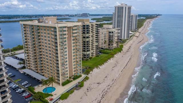 5440 N Ocean 203 Drive #203, Riviera Beach, FL 33404 (#RX-10727110) :: Heather Towe | Keller Williams Jupiter