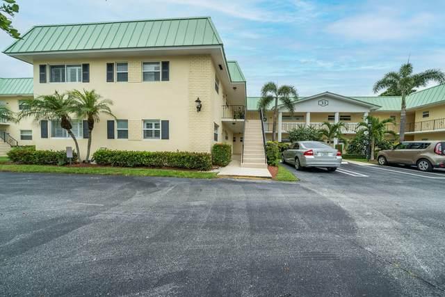 33 Colonial Club Drive #100, Boynton Beach, FL 33435 (#RX-10727127) :: The Power of 2 | Century 21 Tenace Realty
