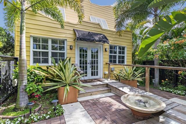 414 32nd Street, West Palm Beach, FL 33407 (MLS #RX-10727155) :: Berkshire Hathaway HomeServices EWM Realty