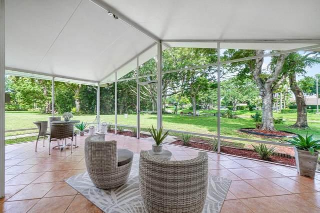 5189 Rose Hill Drive, Boynton Beach, FL 33437 (#RX-10727243) :: Michael Kaufman Real Estate