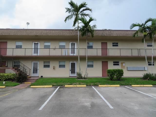790 Lori Drive #273, Palm Springs, FL 33461 (#RX-10727345) :: Dalton Wade