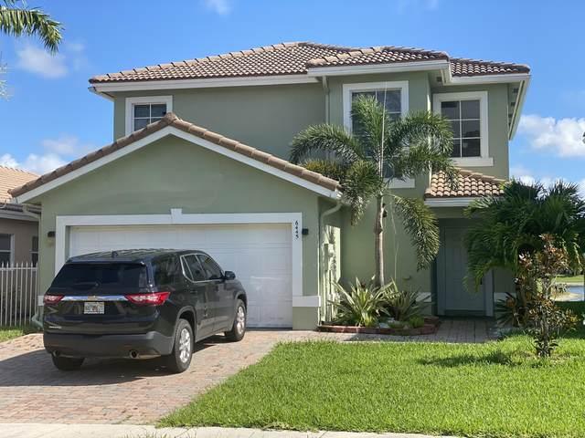 6445 Adriatic Way, West Palm Beach, FL 33413 (#RX-10727370) :: Baron Real Estate