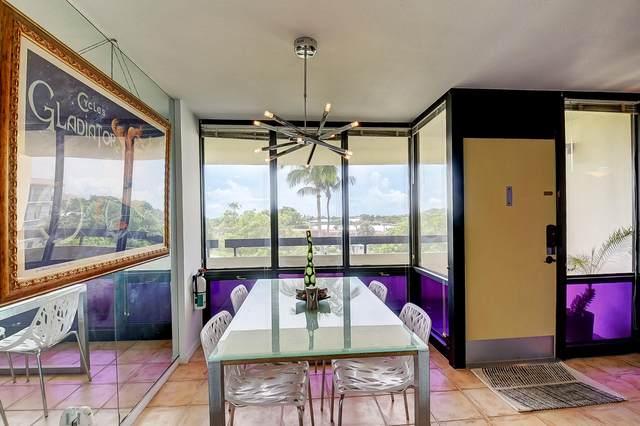 1401 S Federal Highway #421, Boca Raton, FL 33432 (#RX-10727379) :: Baron Real Estate