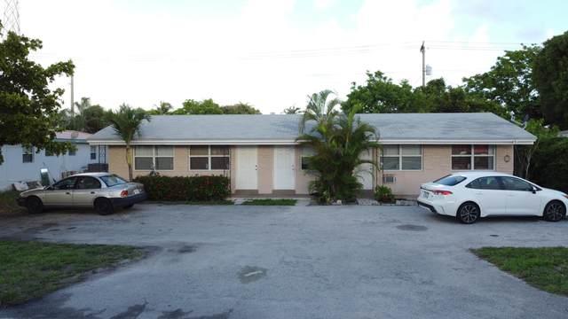 2457-2459 NE 2nd Avenue, Boca Raton, FL 33431 (#RX-10727403) :: Posh Properties