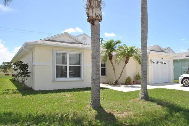 6636 Alemendra Street, Fort Pierce, FL 34951 (#RX-10727415) :: The Rizzuto Woodman Team