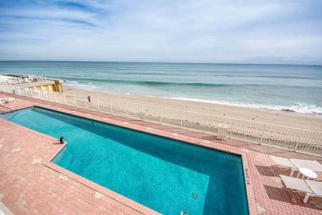 3600 S Ocean Boulevard #101, South Palm Beach, FL 33480 (MLS #RX-10727484) :: The Jack Coden Group