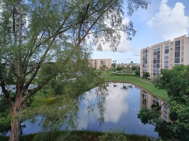 14375 Strathmore Lane #401, Delray Beach, FL 33446 (#RX-10727643) :: Michael Kaufman Real Estate