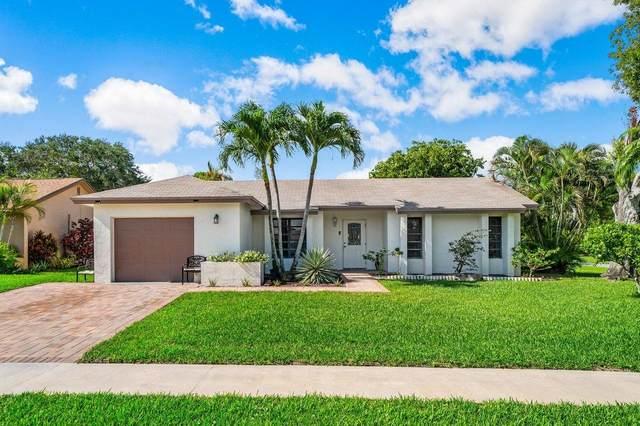 10401 Greenbriar Court, Boca Raton, FL 33498 (MLS #RX-10727657) :: Castelli Real Estate Services