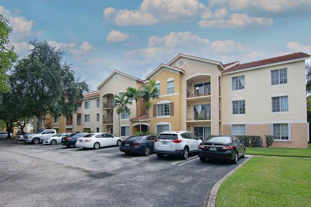 4180 San Marino Boulevard #304, West Palm Beach, FL 33409 (#RX-10727706) :: The Power of 2 | Century 21 Tenace Realty
