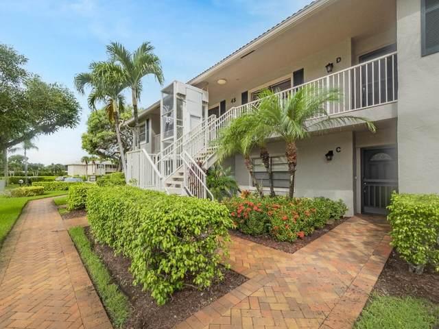 48 Stratford Lane D, Boynton Beach, FL 33436 (#RX-10727792) :: DO Homes Group