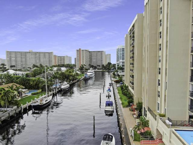 2881 NE 33rd Court 5F, Fort Lauderdale, FL 33306 (#RX-10727847) :: Dalton Wade