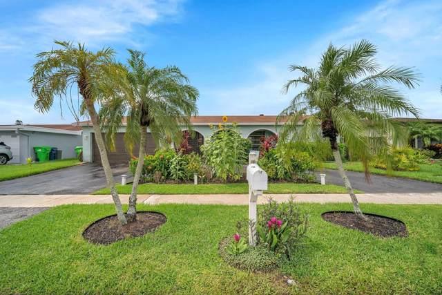 9610 NW 20th Place, Sunrise, FL 33322 (#RX-10727899) :: Michael Kaufman Real Estate