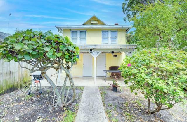 215 N E Street, Lake Worth Beach, FL 33460 (MLS #RX-10727930) :: Berkshire Hathaway HomeServices EWM Realty