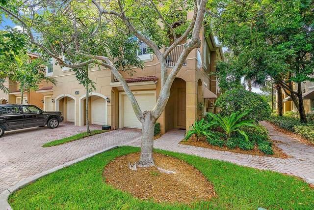 4870 Bonsai Circle #208, Palm Beach Gardens, FL 33418 (#RX-10727938) :: Dalton Wade