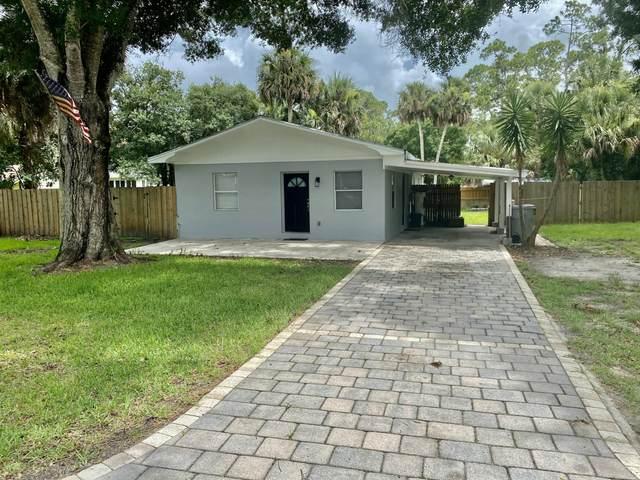 3655 2nd Place, Vero Beach, FL 32968 (#RX-10727970) :: Michael Kaufman Real Estate