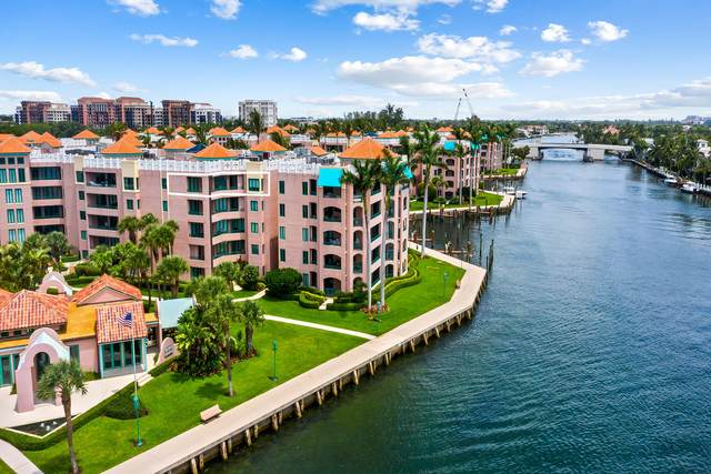 140 SE 5th Avenue Ph50, Boca Raton, FL 33432 (#RX-10728072) :: Michael Kaufman Real Estate