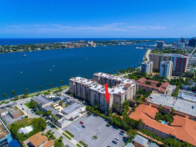 1801 N Flagler Drive #526, West Palm Beach, FL 33407 (#RX-10728153) :: Michael Kaufman Real Estate