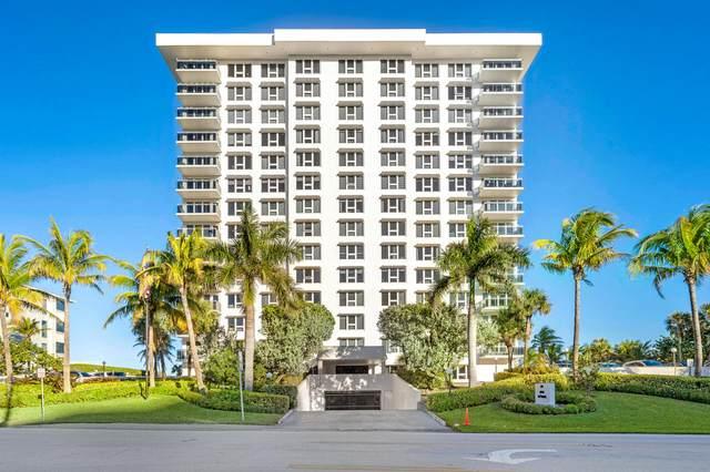 2066 N Ocean Boulevard 4Nw, Boca Raton, FL 33431 (#RX-10728173) :: Heather Towe | Keller Williams Jupiter