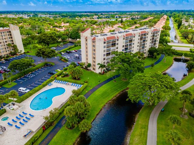 14475 Strathmore Lane #606, Delray Beach, FL 33446 (#RX-10728212) :: Michael Kaufman Real Estate