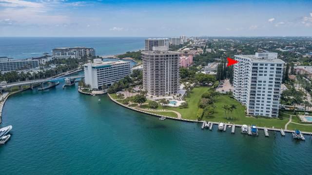 875 E Camino Real 16C, Boca Raton, FL 33432 (#RX-10728304) :: The Reynolds Team   Compass