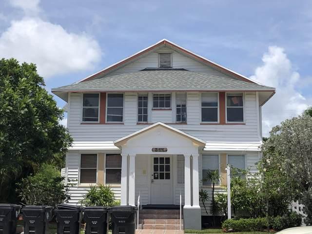 311 N Federal Highway, Lake Worth Beach, FL 33460 (MLS #RX-10728404) :: Berkshire Hathaway HomeServices EWM Realty