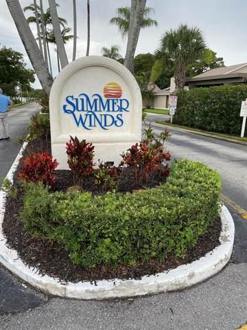 1002 Summer Winds Lane, Jupiter, FL 33458 (#RX-10728426) :: Treasure Property Group