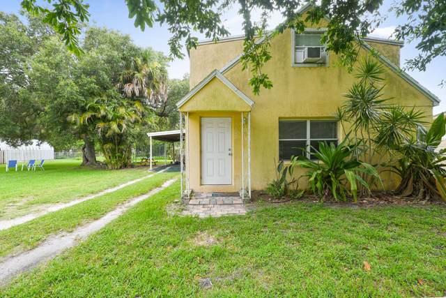 3107 S 22nd Street, Fort Pierce, FL 34982 (#RX-10728466) :: The Reynolds Team   Compass
