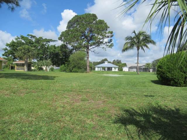 2414 SE Marius Street, Port Saint Lucie, FL 34952 (#RX-10728491) :: Dalton Wade