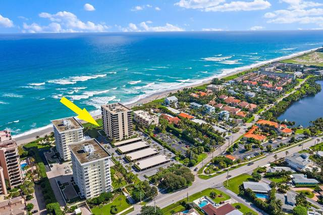 450 Ocean Drive #104, Juno Beach, FL 33408 (#RX-10728502) :: The Reynolds Team | Compass
