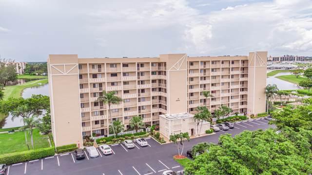 6866 Huntington Lane #306, Delray Beach, FL 33446 (#RX-10728509) :: DO Homes Group