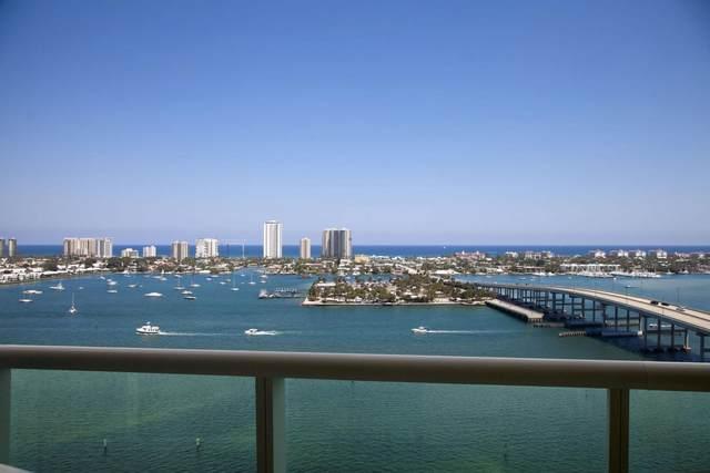 2640 Lake Shore Drive #1907, Riviera Beach, FL 33404 (#RX-10728542) :: Michael Kaufman Real Estate