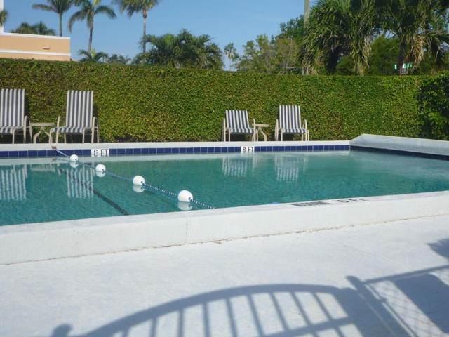 31 S Golfview Road #5, Lake Worth Beach, FL 33460 (#RX-10728554) :: Michael Kaufman Real Estate