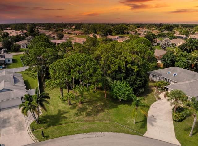 2033 SE Mary Terrace, Port Saint Lucie, FL 34952 (#RX-10728573) :: Dalton Wade