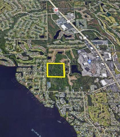 Tbd Britt Road, Jensen Beach, FL 34957 (#RX-10728582) :: Baron Real Estate