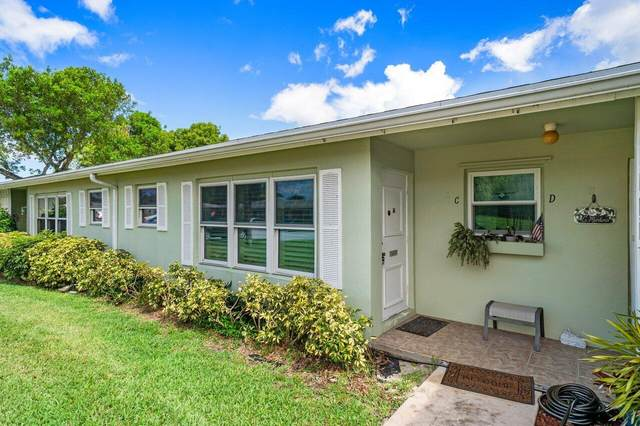 290 N High Point Boulevard C, Boynton Beach, FL 33435 (#RX-10728593) :: Treasure Property Group