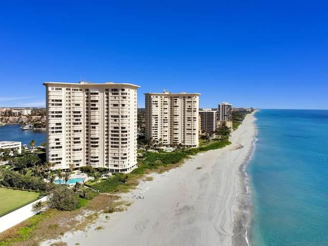 550 S Ocean Boulevard #209, Boca Raton, FL 33432 (#RX-10728675) :: Dalton Wade