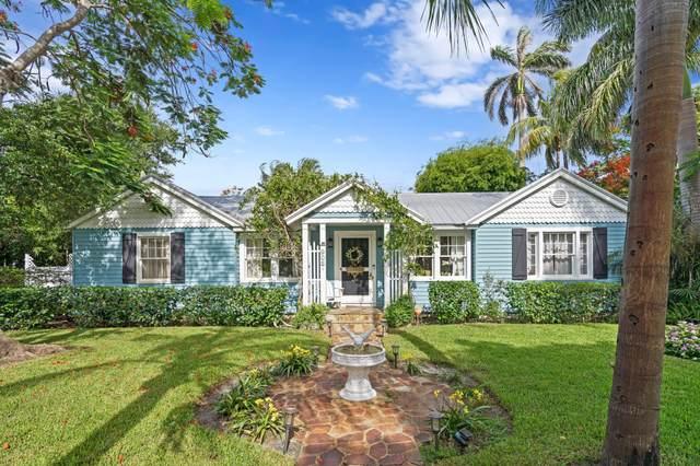 905 S Palmway, Lake Worth Beach, FL 33460 (MLS #RX-10728688) :: Berkshire Hathaway HomeServices EWM Realty
