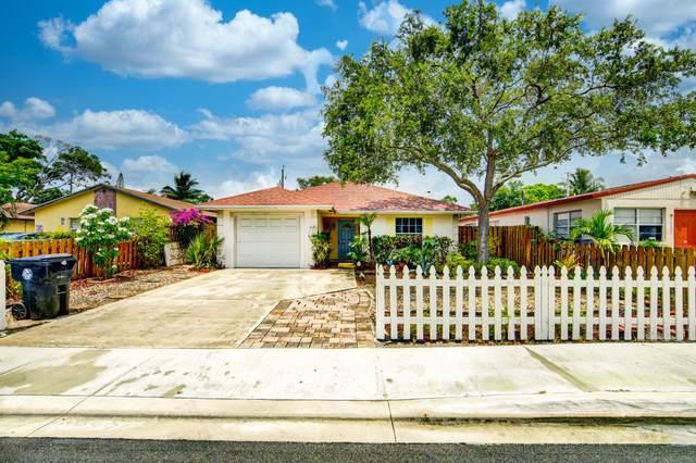 615 S F Street, Lake Worth, FL 33460 (MLS #RX-10728733) :: Berkshire Hathaway HomeServices EWM Realty