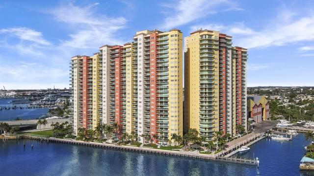 2650 Lake Shore Drive #405, Riviera Beach, FL 33404 (#RX-10728754) :: Michael Kaufman Real Estate