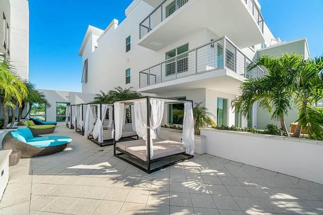 236 SE Fifth Avenue #308, Delray Beach, FL 33483 (#RX-10728875) :: Michael Kaufman Real Estate