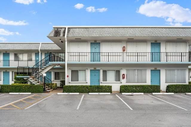 3280 Lake Osborne Drive #106, Lake Worth Beach, FL 33461 (#RX-10728906) :: Dalton Wade