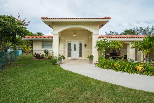 4990 NW 2nd Court, Boca Raton, FL 33431 (MLS #RX-10728930) :: Castelli Real Estate Services