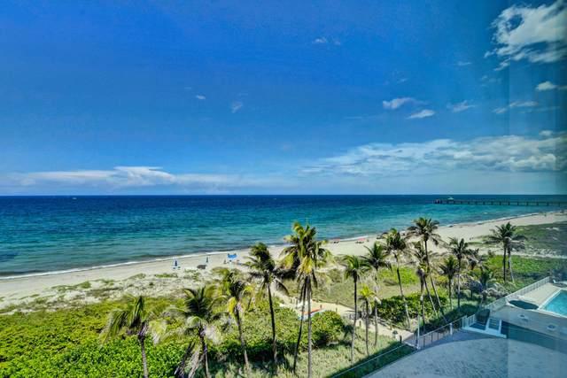 3000 S Ocean Boulevard #602, Boca Raton, FL 33432 (#RX-10729021) :: DO Homes Group